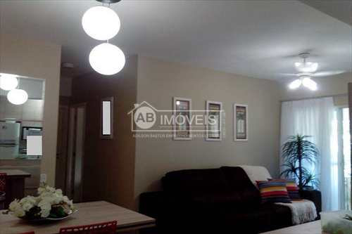 Apartamento, código 2214 em Santos, bairro José Menino