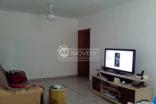 Apartamento, código 2181 em Santos, bairro Gonzaga