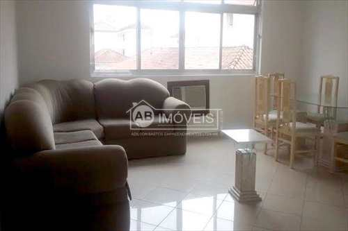 Apartamento, código 2153 em Santos, bairro Embaré