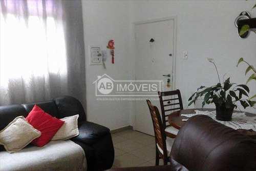 Apartamento, código 2145 em Santos, bairro Campo Grande