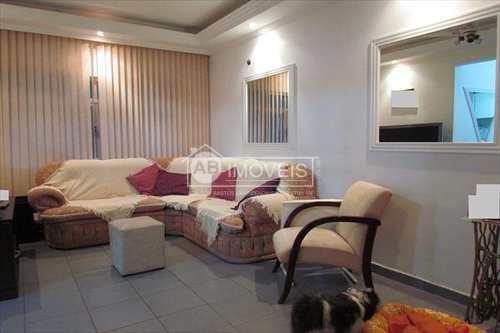 Apartamento, código 2133 em Santos, bairro Embaré