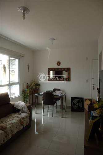 Apartamento, código 2131 em Santos, bairro Boqueirão