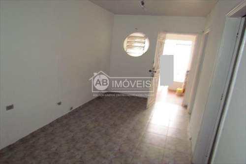 Casa de Condomínio, código 2089 em Santos, bairro Boqueirão