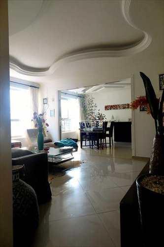 Apartamento, código 2070 em Santos, bairro Aparecida