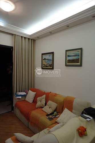 Apartamento, código 2045 em Santos, bairro Aparecida