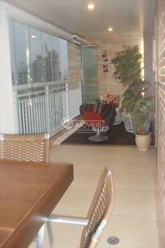 Apartamento, código 2031 em Santos, bairro Gonzaga