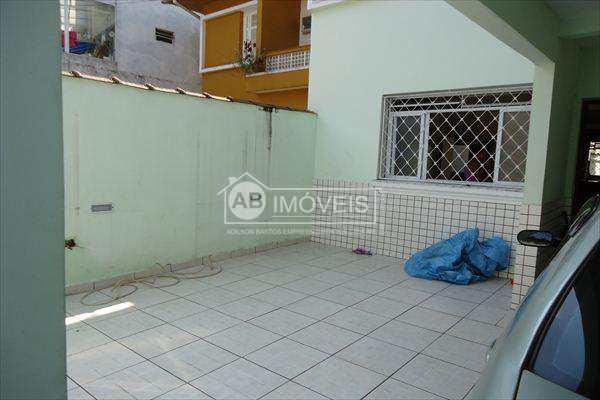 Sobrado de Condomínio em Santos, no bairro Marapé