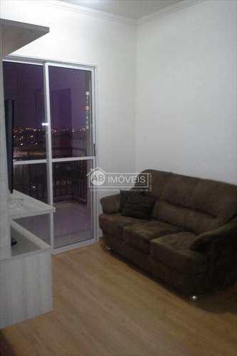 Apartamento, código 1934 em Santos, bairro Areia Branca