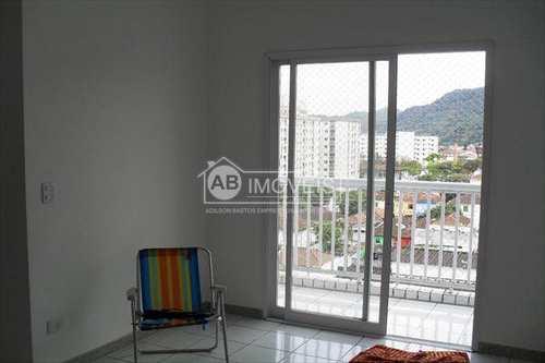 Apartamento, código 1820 em Santos, bairro Vila Mathias