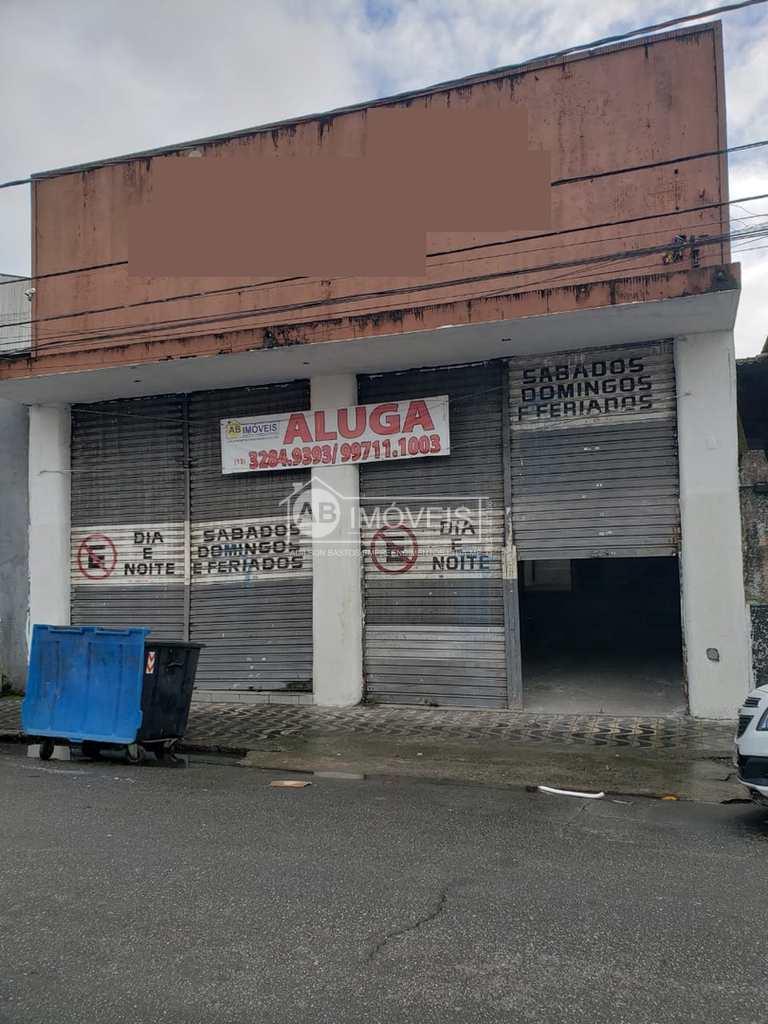 Galpão em Santos, no bairro Vila Nova