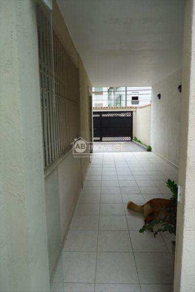Sobrado de Condomínio em Santos, no bairro Encruzilhada