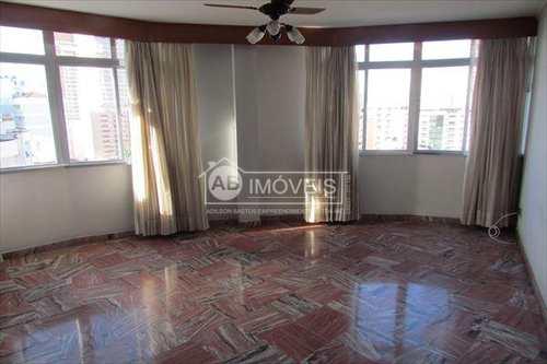 Apartamento, código 2032 em Santos, bairro Gonzaga