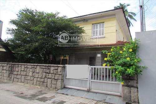 Sobrado de Condomínio, código 1736 em Santos, bairro Vila Belmiro