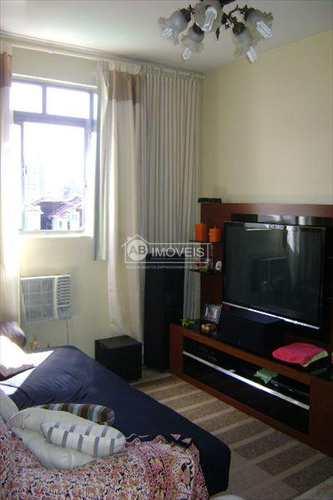 Apartamento, código 1688 em Santos, bairro Gonzaga