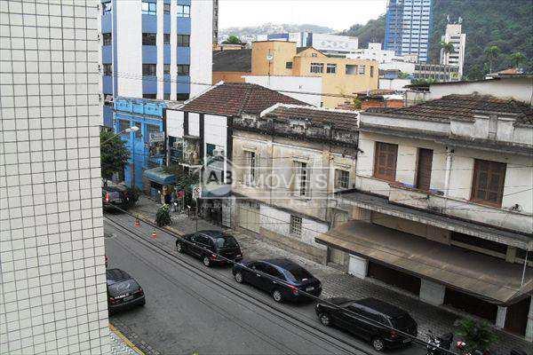Sala Comercial em Santos, no bairro Vila Mathias