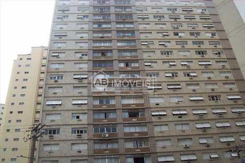 Apartamento, código 1545 em Santos, bairro José Menino