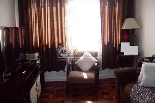 Apartamento, código 1514 em Santos, bairro Boqueirão