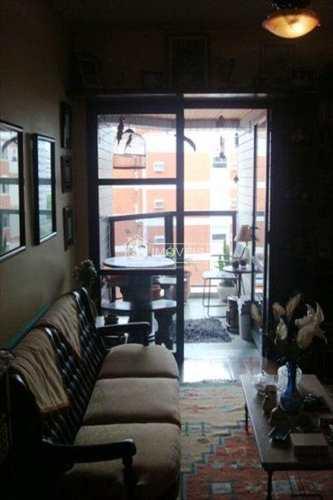 Apartamento, código 1483 em Santos, bairro Ponta da Praia