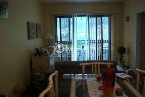 Apartamento, código 1445 em Santos, bairro Marapé