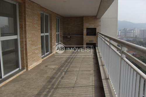 Apartamento, código 1379 em Santos, bairro Gonzaga