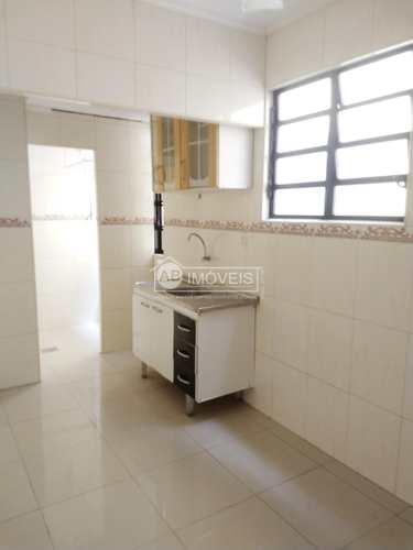 Apartamento, código 1344 em Santos, bairro Campo Grande