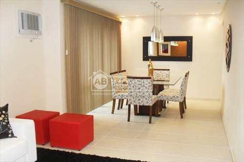 Apartamento, código 1341 em Santos, bairro Campo Grande