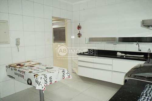 Apartamento, código 1303 em Santos, bairro Campo Grande