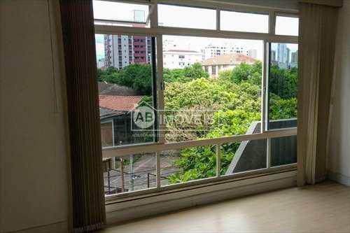 Apartamento, código 1300 em Santos, bairro Embaré