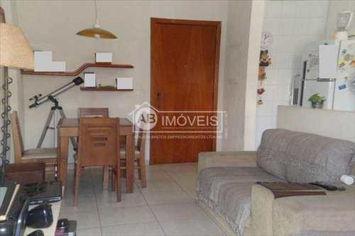 Apartamento, código 1241 em Santos, bairro Encruzilhada