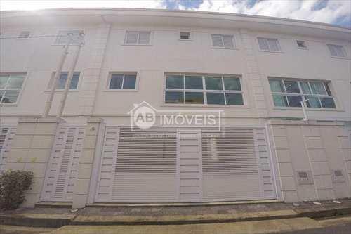 Sobrado, código 1366 em Santos, bairro Boqueirão