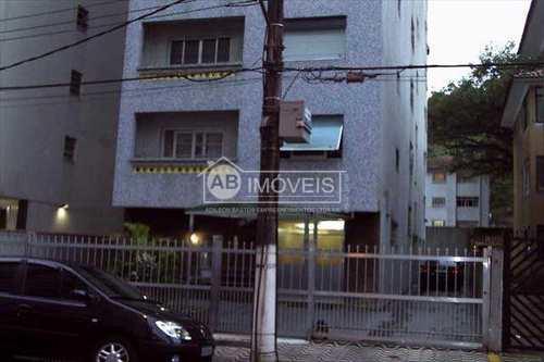 Apartamento, código 1109 em Santos, bairro José Menino