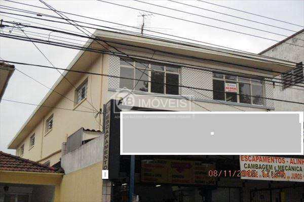 Prédio em Santos, no bairro Vila Mathias