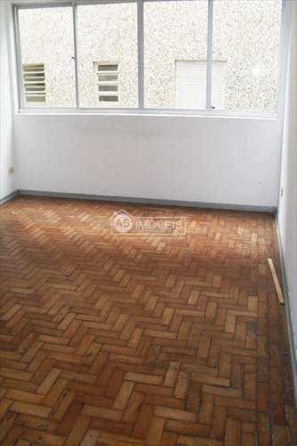 Apartamento, código 1070 em Santos, bairro Marapé