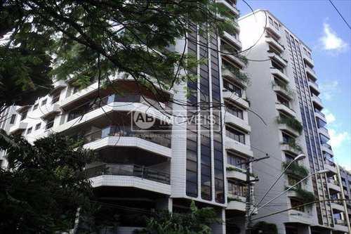 Apartamento, código 953 em Santos, bairro Gonzaga