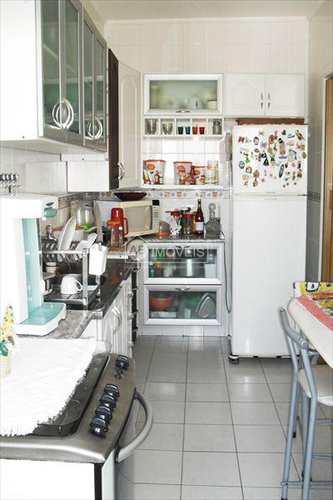 Apartamento, código 863 em Santos, bairro Estuário