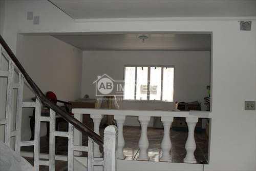 Sobrado, código 845 em Santos, bairro Vila Belmiro