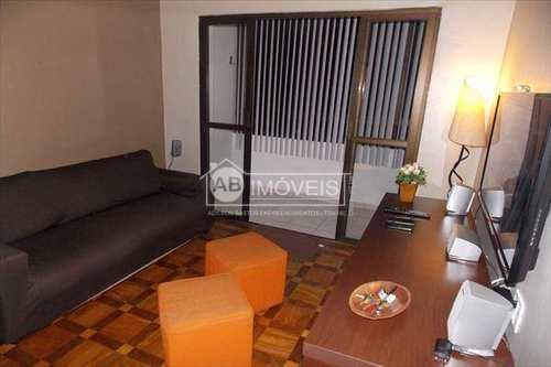 Apartamento, código 793 em Santos, bairro Boqueirão