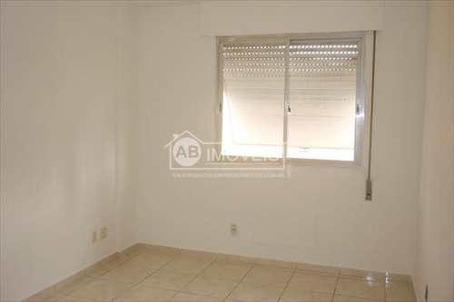 Apartamento, código 1161 em Santos, bairro Gonzaga