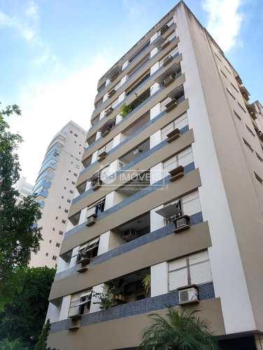 Apartamento, código 697 em Santos, bairro Boqueirão
