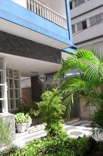 Apartamento, código 606 em Santos, bairro José Menino