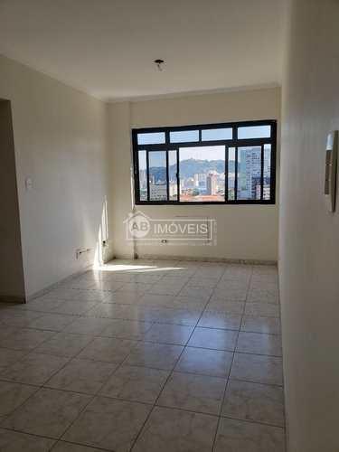 Apartamento, código 585 em Santos, bairro Encruzilhada