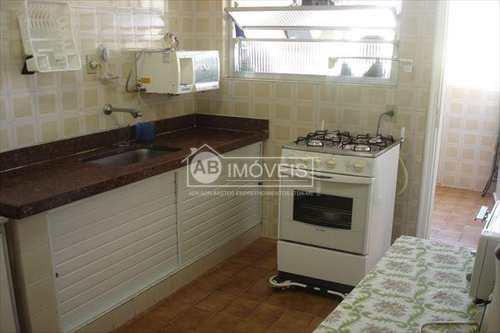 Apartamento, código 520 em Santos, bairro Vila Mathias