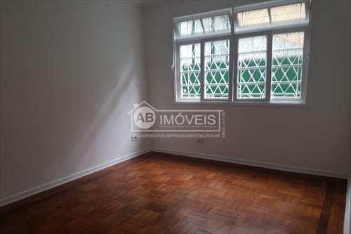 Apartamento, código 493 em Santos, bairro Gonzaga