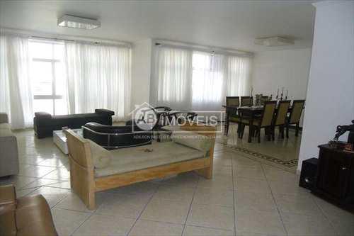 Apartamento, código 331 em Santos, bairro Boqueirão