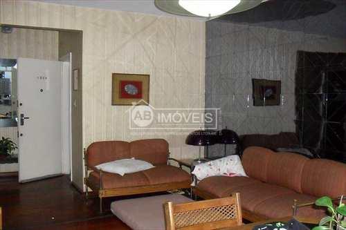 Apartamento, código 329 em Santos, bairro Gonzaga