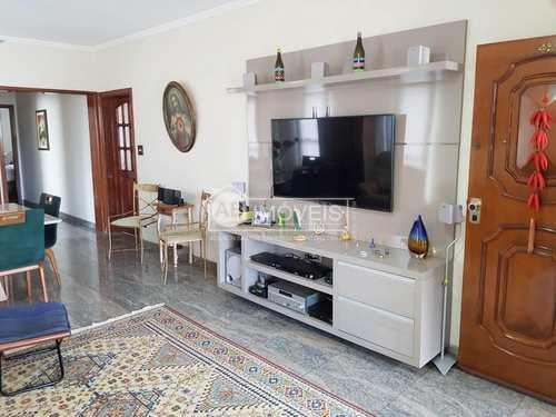 Apartamento, código 2847 em Santos, bairro Embaré
