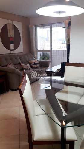 Apartamento, código 2901 em Santos, bairro Gonzaga