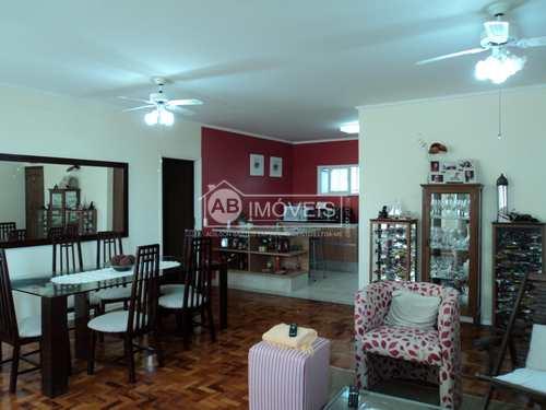 Apartamento, código 2911 em Santos, bairro José Menino