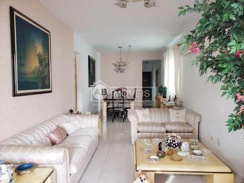 Apartamento, código 2918 em Santos, bairro Gonzaga