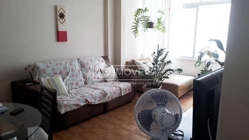 Apartamento, código 2928 em Santos, bairro Boqueirão